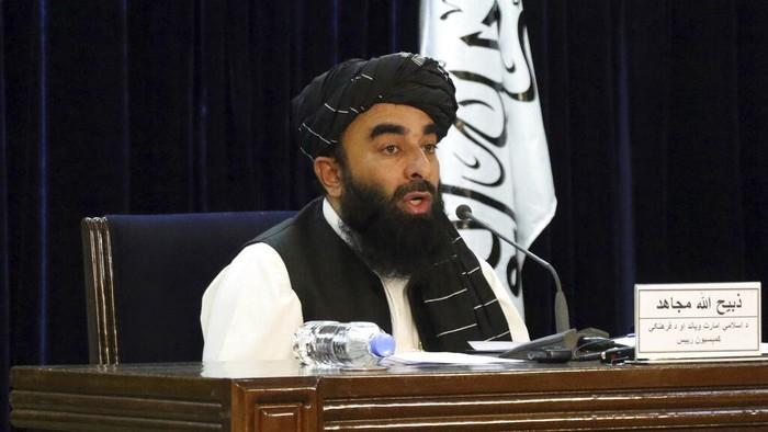 Taliban umumkan susunan pemerintahan baru Afghanistan. Sejumlah veteran Taliban hingga daftar hitam PBB isi pos penting jabatan dalam pemerintahan baru tersebut