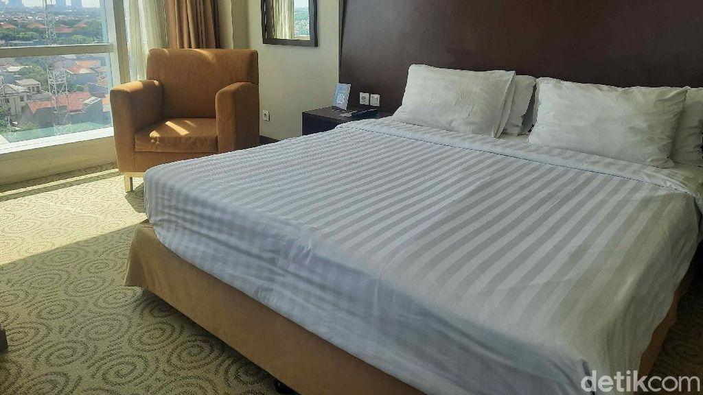 Okupansi Hotel Mulai Naik Sejak Surabaya PPKM Level 2