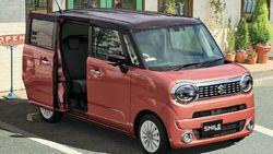 Imut! Suzuki WagonR Meluncur Pakai Pintu Geser Plus 4WD