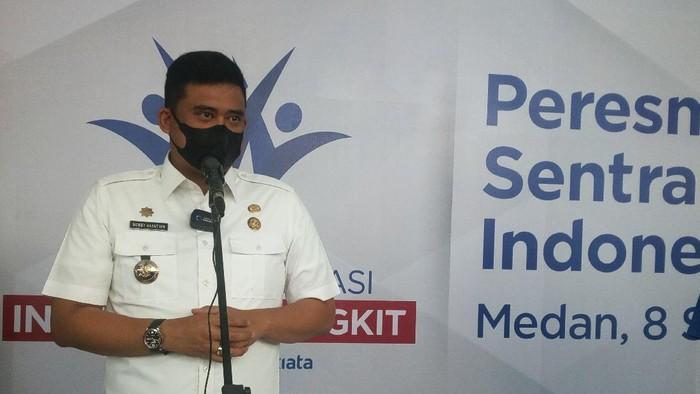 Wali Kota Medan, Bobby Nasution (Datuk-detikcom)