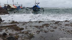 BMKG Minta Nelayan Waspadai Gelombang Tinggi di Masa Peralihan Musim