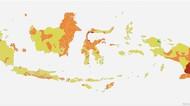 Indonesia Nihil Zona Merah Corona!