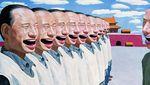 5 Seniman China Pembangkang
