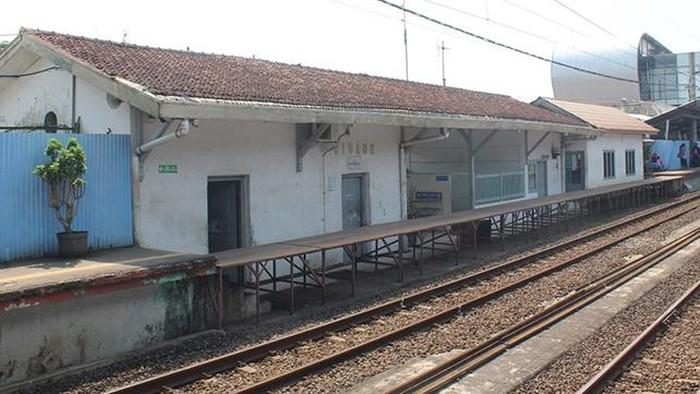 Cisauk, Dulu Stasiun Kecil Kini Jadi Kawasan Intermoda
