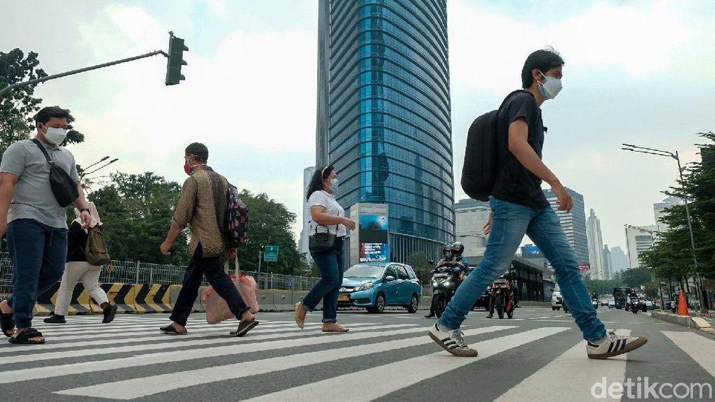 Kasus Baru di RI Peringkat 7 Se-ASEAN, Lebih Rendah dari Malaysia-Singapura