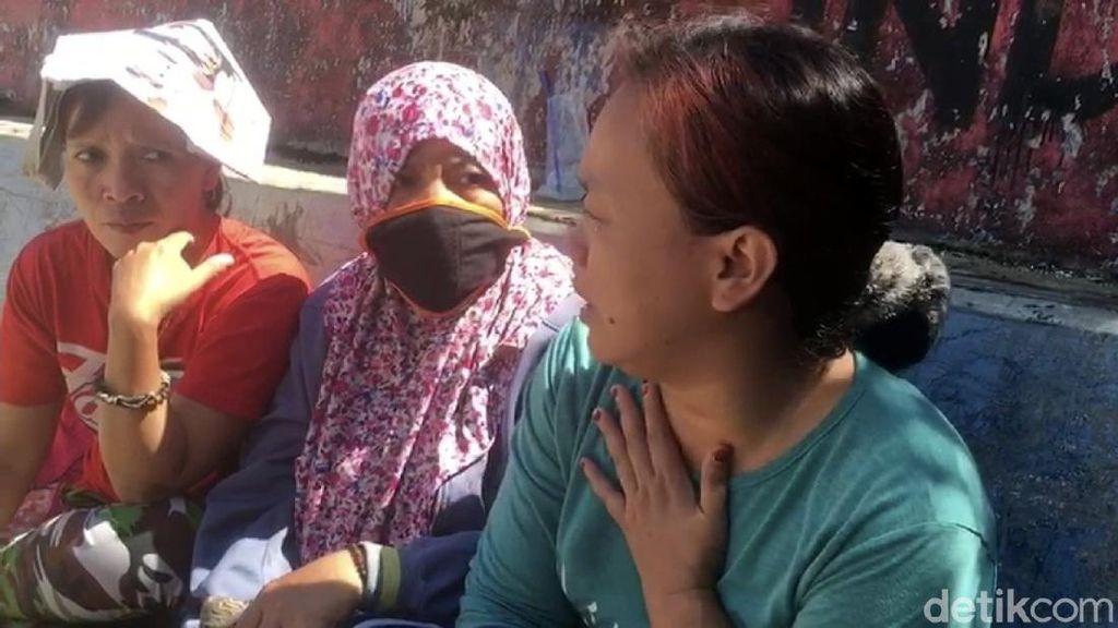 Harap Cemas Keluarga Korban Terbakarnya KM Hentri di Perairan Maluku