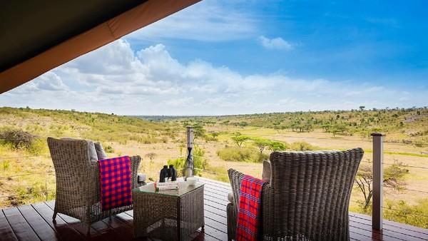 Kamp safari mewah di Kenya menjadi hotel terbaik di dunia versi Travel+Leisure.