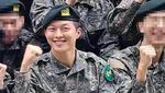 Beredar Foto Jang Ki Yong saat Wamil, Gagah Berseragam Tentara