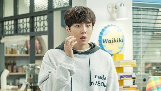 Karakter Kim Seon Ho di Drama Korea