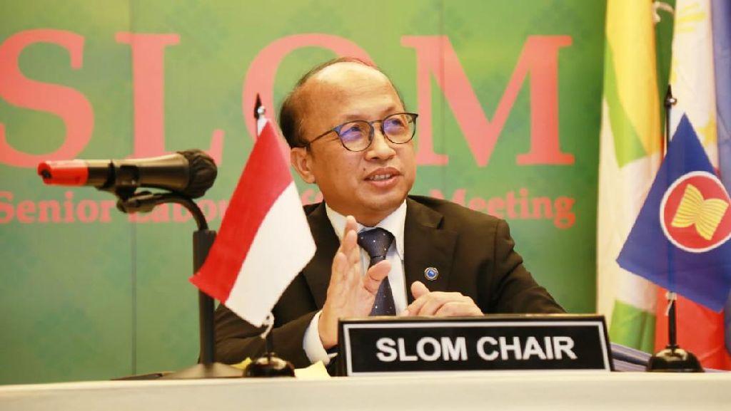 3 Negara Mitra Dukung Kerja Sama ASEAN di Bidang Ketenagakerjaan