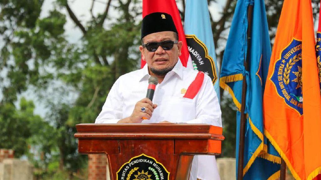 Ketua DPD Bicara Pentingnya Konsep Ekonomi Gotong Royong