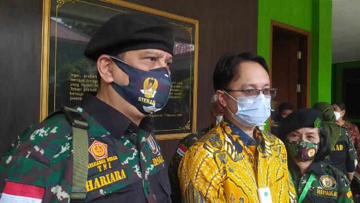Ketum Himpunan Putra-putri Keluarga Angkatan Darat (HIPAKAD), Hariara Tambunan
