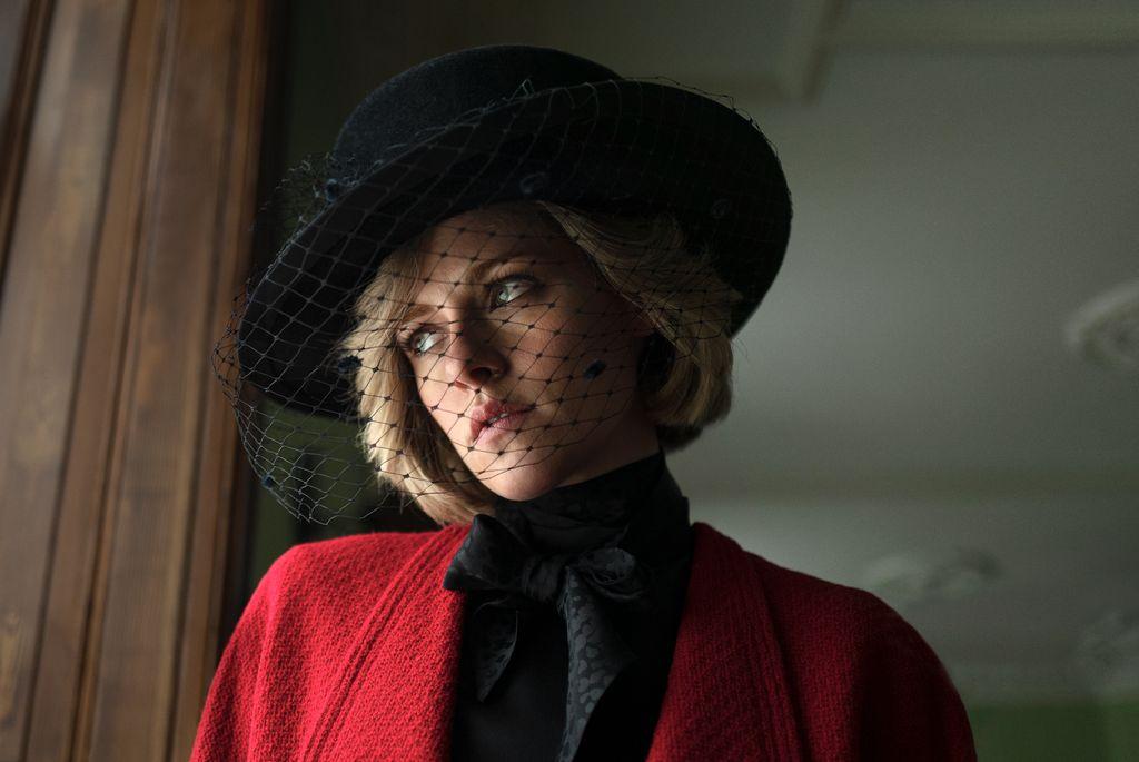 Kristen Stewart saat tampil sebagai Putri Diana