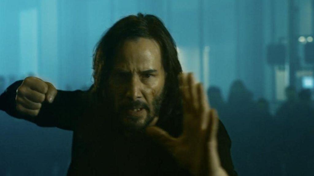 Detail Penampilan Keanu Reeves di Matrix 4, Jadi Lebih Garang!