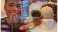Wow! Nasi Padang dan Es Teh Dijual Rp 248 Ribu di London