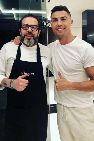 Rahasia Diet Cristiano Ronaldo Diungkap Mantan Chef Pribadi, Ini Menunya
