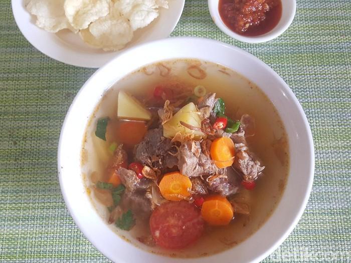 Resep Sop Janda Daging Sapi
