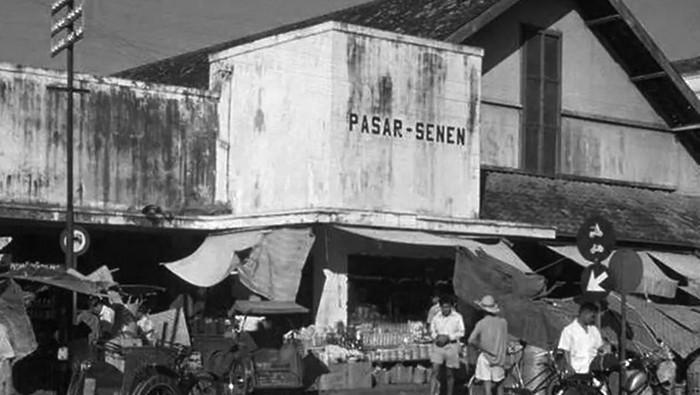 Riwayat Pasar Senen, Era Kolonial hingga Milenial