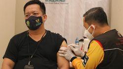 BAZNAS Gencarkan Program Kita Jaga Kyai & Vaksinasi di Pesantren