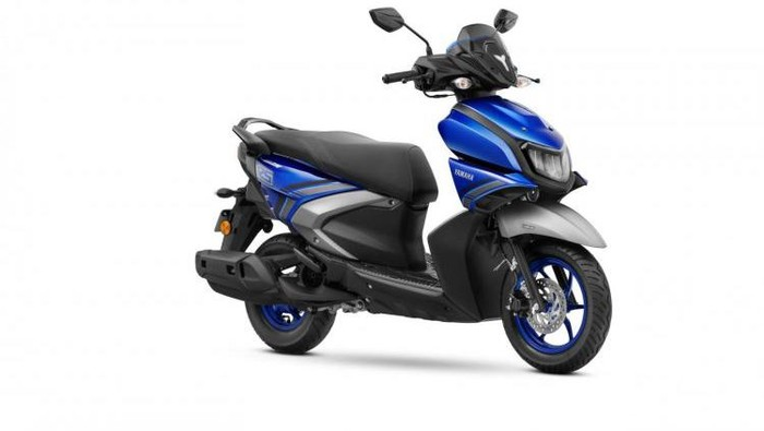 Yamaha Ray ZR Hybrid