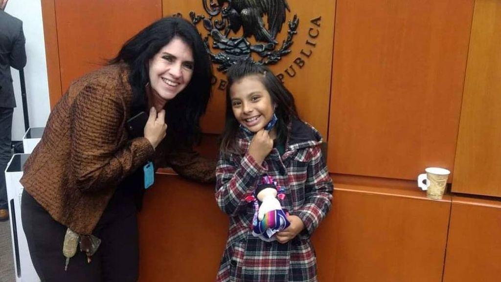 Gadis dengan IQ di Atas Einstein, Kuliah 2 Jurusan - Ingin Taklukkan Mars