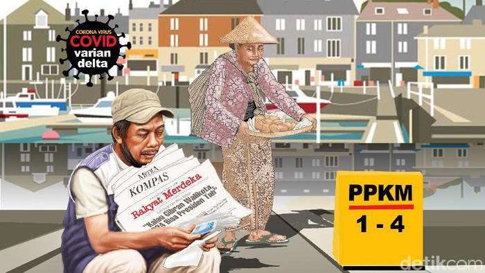 Aturan PPKM Level 2 Terbaru di Jawa Bali hingga Daftar Daerahnya