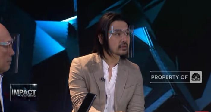 Bagus Muljadi dalam program Impact with Peter Gontha (dok. CNBC Indonesia)