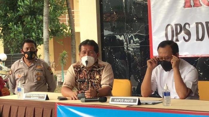 Direktur Pembinaan Narapidana dan Latihan Kerja Produksi (Binapi Latkerpro) Ditjen PAS, Thurman Hutapea