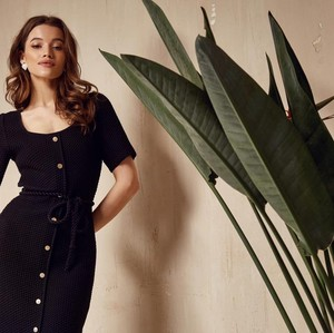 Back to Basic! 6 Dress Hitam Ini Wajib Dimiliki Setiap Wanita
