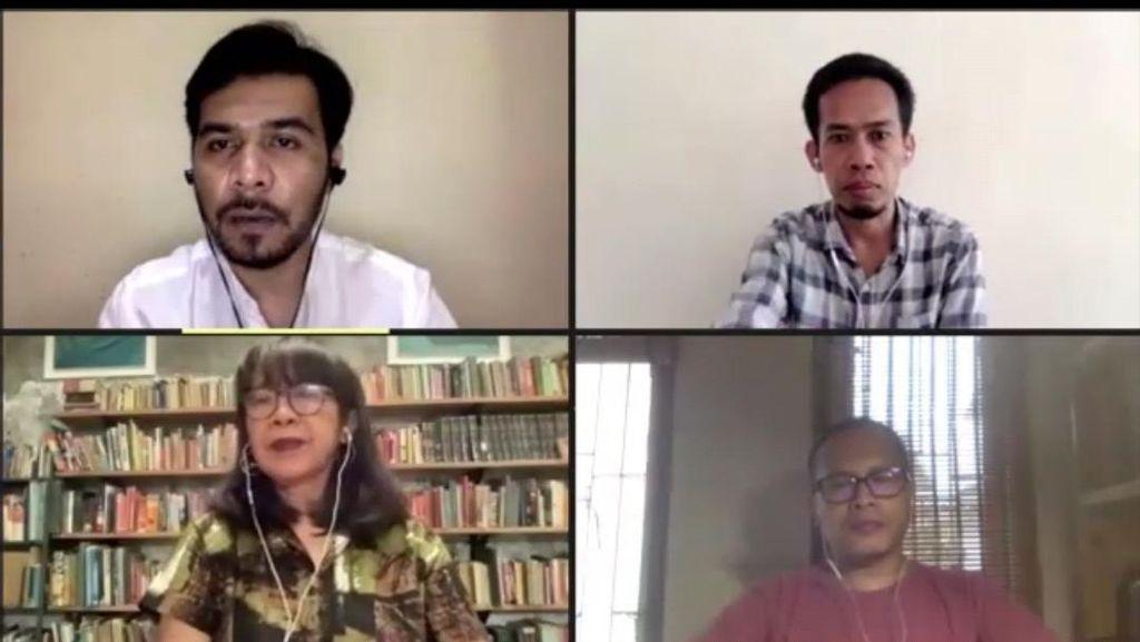 Festival Bantu Teman Gandeng 70 Pekerja Buku Isi Diskusi, Tertarik Ikutan?