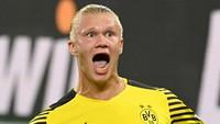 Erling Haaland Ngeri-ngeri Sedap di Borussia Dortmund