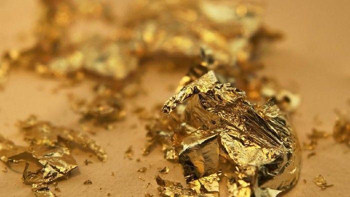 Mewah Makanan Berlapis Emas 24 Karat, tapi Haram Dikonsumsi Muslim