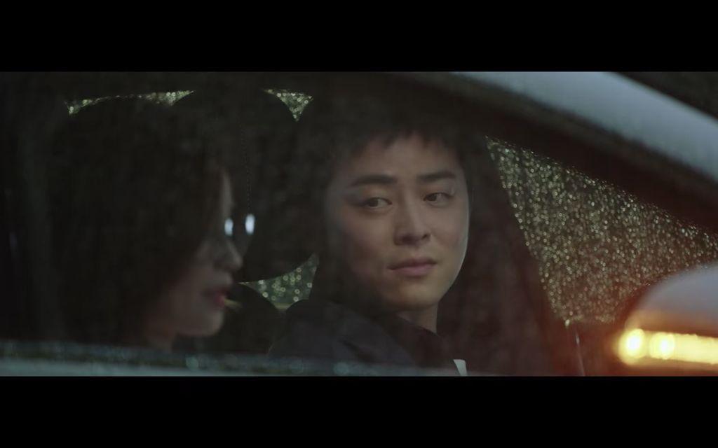 IkSong Couple dalam episode 11 Hospital Playlist 2