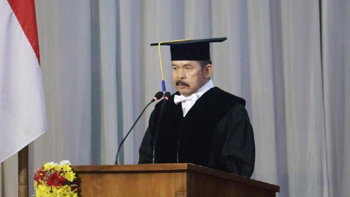 Jaksa Agung ST Burhanuddin dapat gelar profesor kehormatan dari Unsoed