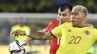 Kualifikasi Piala Dunia 2022: Kolombia Kalahkan Chile 3-1