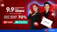 Lazada Tebar Diskon & Voucher Miliaran Rupiah di Puncak Kampanye 9.9