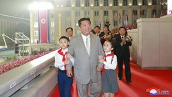 Viral Tampilan Terbaru Kim Jong Un, Banyak Dipuji Setelah Jadi Kurus