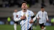 Messi Pecahkan Rekor Pele, Jadi Raja Gol Terbanyak di Amerika Selatan