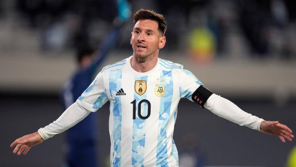 Paraguay Vs Argentina: Messi Siap Tempur