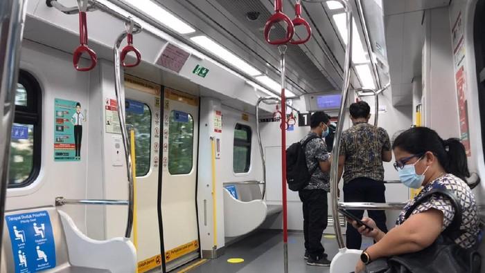 LRT Jakarta/Siti Fatimah-detikcom