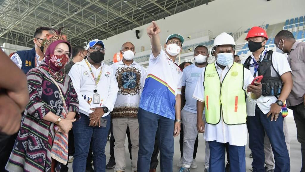 Mendes Minta BUMDes Ambil Bagian Sukseskan PON XX Papua