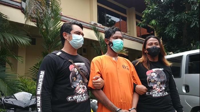 Pelaku Pencurian 15 Motor di Bali