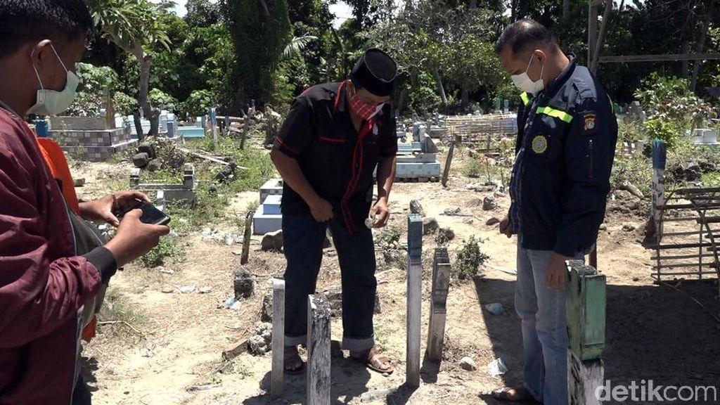 Misteri Botol Isi Foto 7 Wanita di Kuburan Diselidiki Polisi