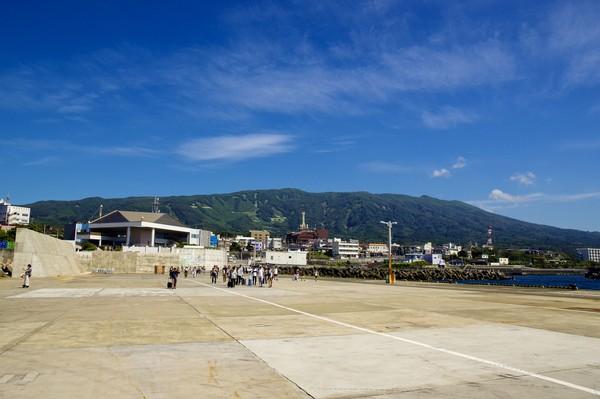 Pulau Izo Oshima sangat cantik dan indah.(Getty Images/iStockphoto)