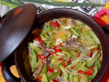 Resep Pembaca: Resep Sayur Sambal Godog yang Berkuah Gurih Pedas