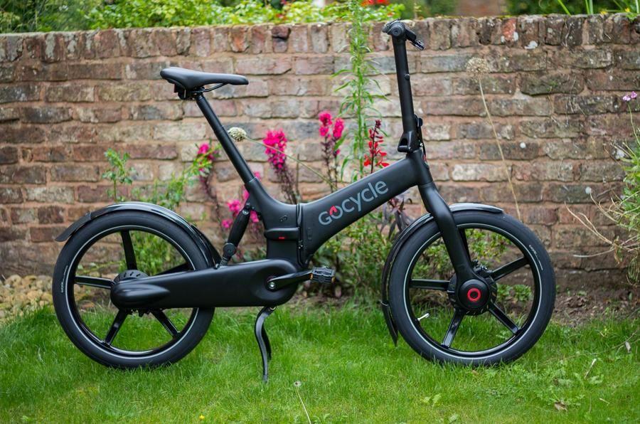 Sepeda listrik Gocycle G4
