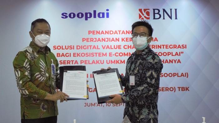 BNI & Sooplai