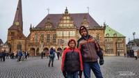 Patung 4 Hewan di Bremen, Kalau Disentuh Konon Bakal Kembali ke Jerman