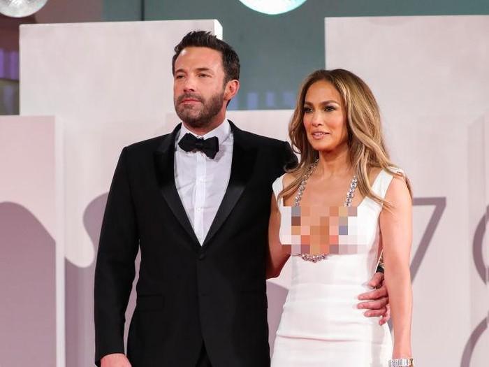 Jennifer Lopez dan Ben Affleck