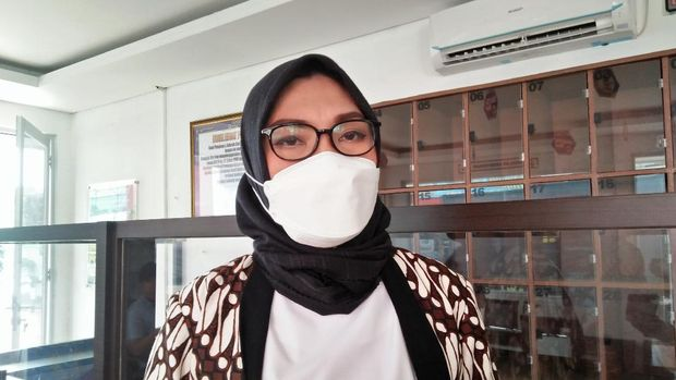 Kepala Bagian Humas dan Protokol Ditjen Pemasyarakatan, Rika Apriyanti